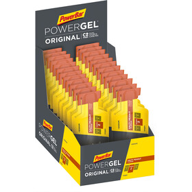 PowerBar PowerGel Original Box 24 x 41g, Salty Peanut